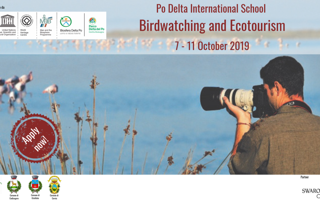 2019 – Po Delta International School on Birdwatching and Ecotourism
